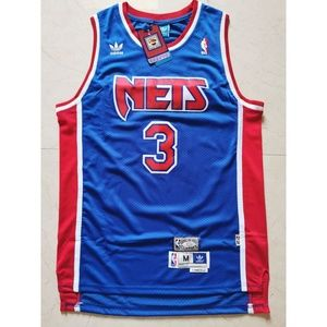 Drazen Petrovic Throwback Blue Jersey